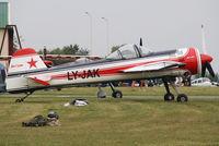 LY-JAK @ LFAQ - Airshow Albert. - by Raymond De Clercq