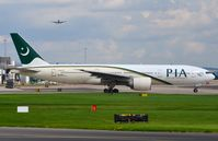 AP-BGY @ EGCC - PIA B772 taxying for departure. - by FerryPNL