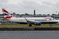 G-LCYD @ EGLC - Taxiing