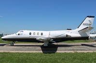 N505AH @ KOSH - Cessna 501