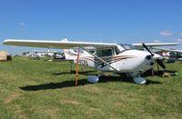 C-FCVU @ KOSH - Cessna 182Q - by Mark Pasqualino