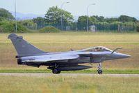 43 @ LFRJ - Dassault Rafale M, Taxiing rwy 26, Landivisiau Naval Air Base (LFRJ) Tiger Meet 2017 - by Yves-Q