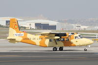 TZ-WAA @ LMML - Harbin Y-12E TZ-WAA passed through Malta on delivery to the Mali Air Force