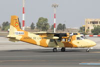 TZ-WAB @ LMML - Harbin Y-12E TZ-WAB Mali Air Force departing Malta on delivery flight.