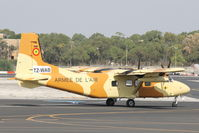 TZ-WAB @ LMML - Harbin Y-12E TZ-WAB Mali Air Force seen here taxying out to depart on ferry flight.