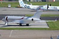 M-CVGL @ EGBB - Aircraft Operations Ltd. BD700 - by FerryPNL