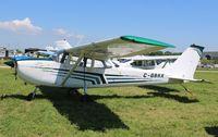 C-GBHX @ KOSH - Cessna 172K - by Mark Pasqualino