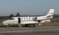 CS-DXK @ EHLE - Taken short before startup for a flight to Mallorca. - by poesje
