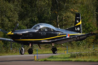 L-10 @ EHWO - PC7 AT WOENSDRECHT - by fink123