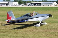 C-GGBT @ KOSH - Vans RV-7 - by Mark Pasqualino