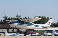 C-GHFM @ KOSH - Cessna T210L - by Mark Pasqualino