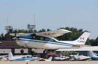C-GHFM @ KOSH - Cessna T210L - by Mark Pasqualino