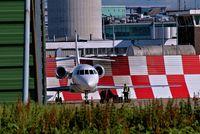 CS-DFK @ EGCC - parked up on the [FBO exc ramp] at man egcc uk - by andysantini