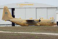 1623 @ LMML - Royal Saudi Air Force C-130H Hercules '1623' - by frankiezahra