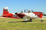 N34AX @ KOSH - At 2017 EAA AirVenture at Oshkosh ex Chile AF as Serial 177