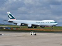 B-LJD @ LFPG - Cathay Pacific Cargo CX38 at CDG T1 - by JC Ravon - FRENCHSKY