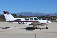 N550JA photo, click to enlarge