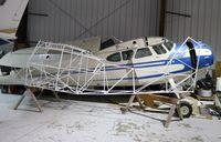 N1516D @ KOEB - Cessna 195A