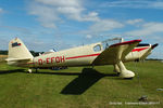 D-EFOH @ EGMA - at Fowlmere - by Chris Hall