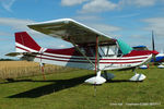 80-YB @ EGMA - at Fowlmere - by Chris Hall