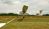 82-25 - Balatonkeresztúr Airfield, Hungary - by Attila Groszvald-Groszi