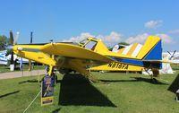 N818FA @ KOSH - Air Tractor AT-802A