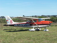 CX-BGA @ SUFL - Visto en el Festival Aéreo del Centro Aviación Civil de Florida en sus 80º. - by Aeronaves CX