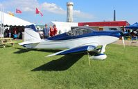C-GVCB @ KOSH - Vans RV-7 - by Mark Pasqualino