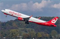 HB-JOU @ EDDR - Airbus A321-211(SL) - by Jerzy Maciaszek