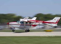 C-GVGT @ KOSH - Cessna 337 taking off at Airventure - by Eric Olsen