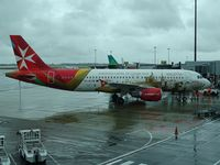 9H-AEO @ LFLL - Isla Citta Invicta Air Malta, rainy day, from MLA - by JC Ravon - FRENCHSKY
