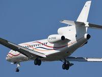 M-OMAN @ LFBD - Empire Aviation Group landing runway 23 - by JC Ravon - FRENCHSKY