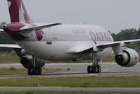 A7-AFE @ LFBD - Qatar Amiri Flight to Sabena Technics - by JC Ravon - FRENCHSKY