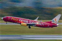 D-ATUH @ EDDR - Boeing 737-8K5 - by Jerzy Maciaszek