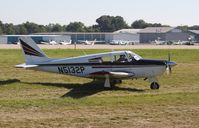 N5132P @ KOSH - Piper PA-24 - by Mark Pasqualino