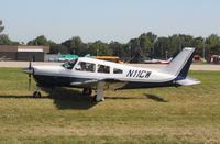 N11CW @ KOSH - Piper PA-28R-201