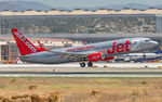 G-JZHZ @ LEMG - departure from Malaga