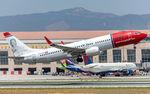 EI-FHE @ LEMG - departure from Malaga