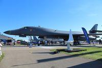 86-0126 @ OSH - B-1B Lancer - by Florida Metal