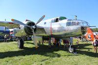 N10V @ OSH - B-25 Berlin Express
