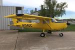N104UC @ ANE - Cessna 152, c/n: 15284673, Ex: N6327M - by Timothy Aanerud