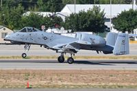 78-0584 @ KBOI - Take off from RWY 10R.  190th Fighter Sq., Idaho ANG. - by Gerald Howard