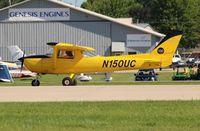 N150UC @ OSH - Cessna 150M