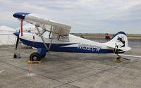 N152CW @ SEF - Aviat A-1C