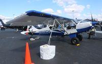 N152CW @ ORL - Aviat A-1C