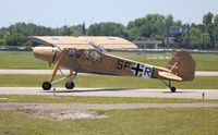 N156MM @ ORL - Storch Replica