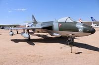 N159AM @ DMA - Hawker Hunter
