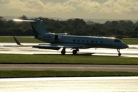 CS-DKD @ EGCC - just left runway [23R]  now taxing in for stand.gate [100] - by andysantini