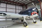 N9265A - Grumman F6F-5 Hellcat at the Yanks Air Museum, Chino CA
