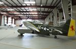 N74920 - North American (aero Classics) P-51D Mustang at the Yanks Air Museum, Chino CA